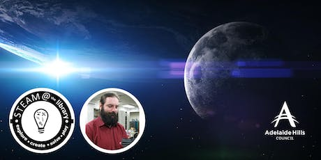 STEAM COMMUNITY EVENT: Science Week - Space! tickets