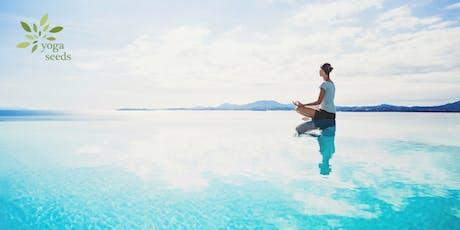 Relaxation through Yoga & Aromatherapy tickets