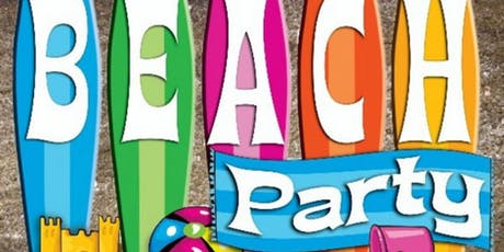 Your Invited to the Naples Vasayo Beach Party - Saturday August 3 from 9-4 tickets