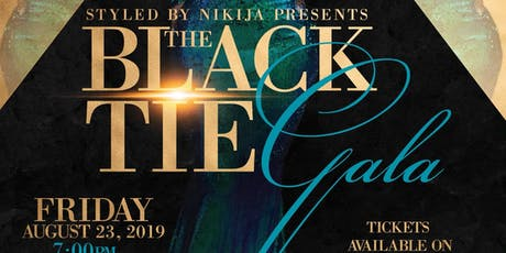 The Black Tie Gala tickets