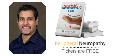 FREE Peripheral Neuropathy & Nerve Pain Breakthrough Lunch Seminar- Jefferson County / Sequim, WA tickets