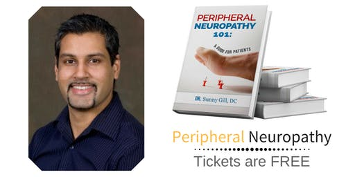 FREE Peripheral Neuropathy & Nerve Pain Breakthrough Lunch Seminar- Jefferson County / Sequim, WA