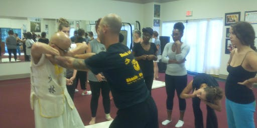 Self-Defense with a Kung Fu Grandmaster Shawn Liu