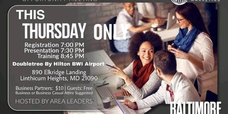 Become A Travel Business Owner-Baltimore, MD tickets