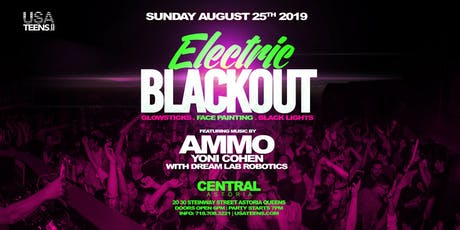 ELECTRIC BLACKOUT - QUEENS, NY | 8.25.19 tickets