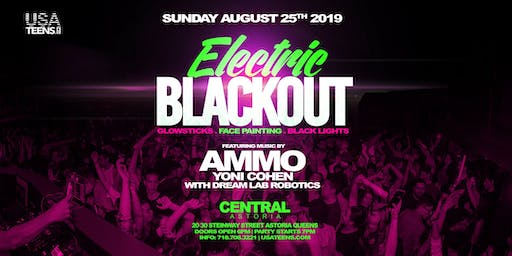 ELECTRIC BLACKOUT - QUEENS, NY | 8.25.19