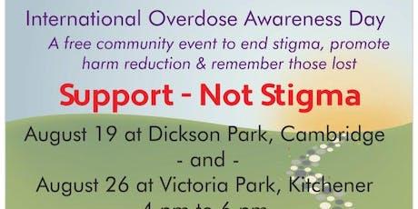 International Overdose Awareness Day tickets