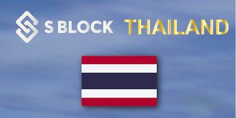 S Block Quantitative Conference Bangkok, Thailand  tickets