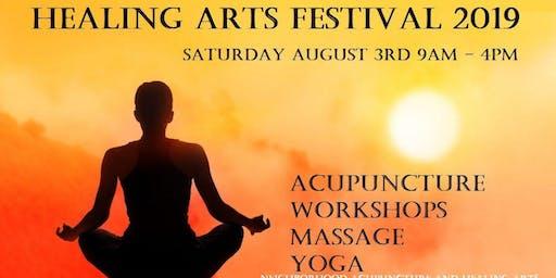 Healing Arts Festival 2019