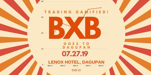 Trading Gamified with BXB Exchange