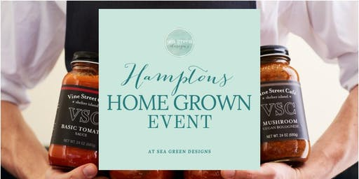Hamptons Home Grown Event