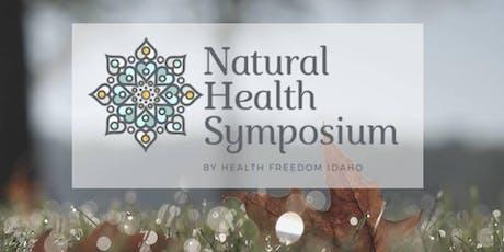 Natural Health Symposium tickets