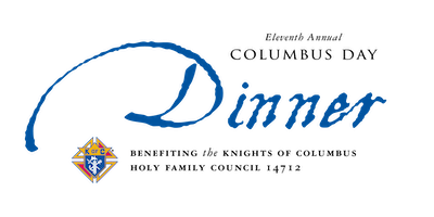 Columbus Day Dinner Honoring Father Carmine Rizzi