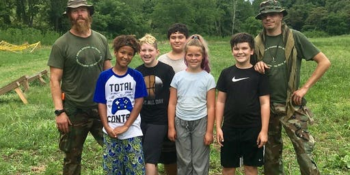 Youth Survival Summer Camp- Ages 10-13