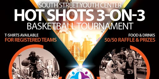 Unite Our Youth 3-on-3 Basketball Tournament