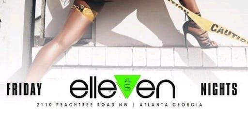Prestige Fridays @ Elleven45 (Free til 12)