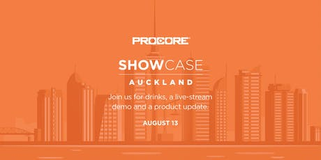 Procore Showcase: - How to Protect & Optimise Your Profit Margins tickets