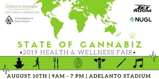 State of Cannabiz - 2019 Health & Wellness Fair