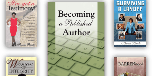 "Book release for ""Becoming a Published Author""!!!"