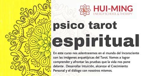 Curso Pisco Tarot Espiritual