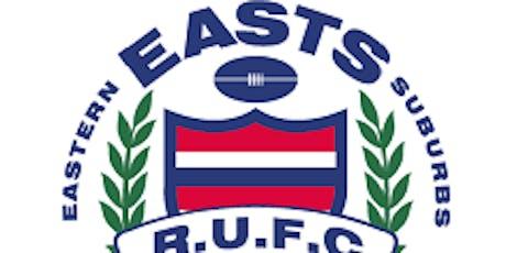 EASTS RUGBY CLUB 2019 PRESENTATION NIGHT  tickets