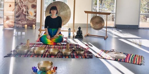 September 2019 Dalyellup Sound Meditation with Singing Bowl Wellbeing