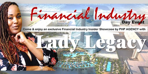 FINANCIAL INDUSTRY DAY EVENT (AUG. 10TH 2019)