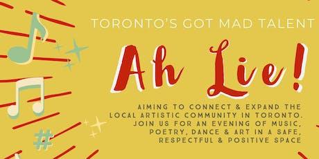 Toronto's Got Mad Talent tickets