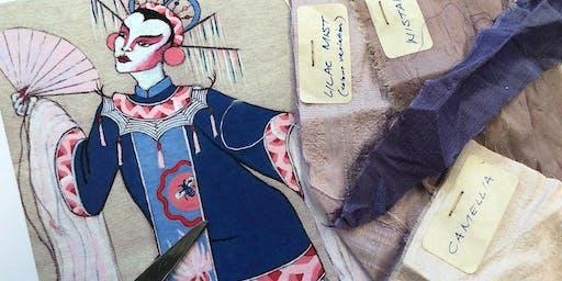 WORKSHOP | Costume Design Masterclass with Cassandra Lehman