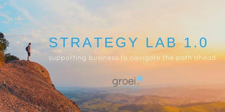 groei strategy lab 1.0 - Whitsundays tickets