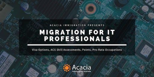 Migration for IT Professionals Webinar