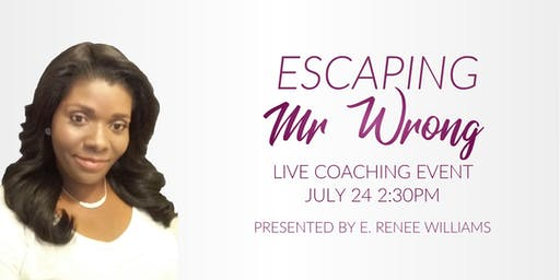Escaping Mr. Wrong Tour
