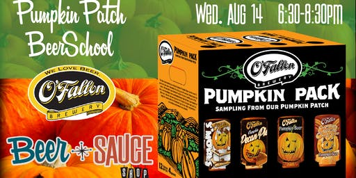 Pumpkin Patch BeerSchool | O'Fallon Brewing