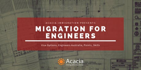 Migration for Engineers Webinar tickets