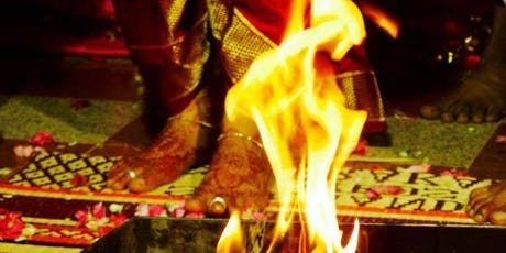 Kubera Tapas (Fire Ceremony for Prosperity) and Throat Chakra Activation tickets