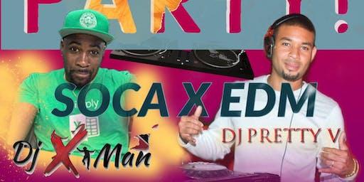 Day Party! Soca X EDM