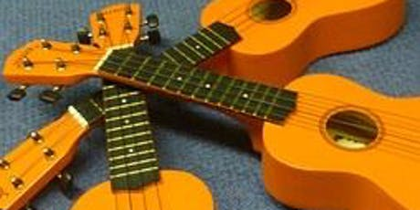 Ukulele for Beginners (Adults only) tickets