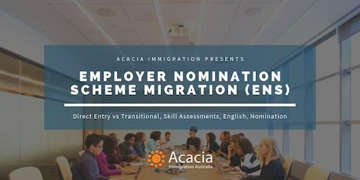 Employer Nomination Scheme (ENS) Webinar