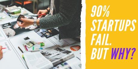STARTUPS! Understand Lean Startup vs. Design Thinking vs. Agile tickets
