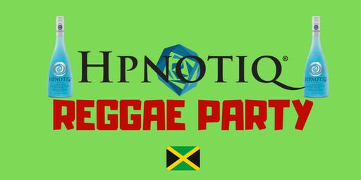 The HPNOTIQ REGGAE PARTY with DJ B-Lord