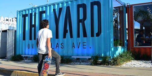 Beer Yoga - The Yard, McAllen, TX