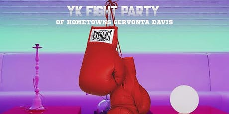 SHOWTIME The YK Fight Party  tickets
