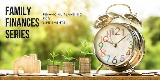 家庭财务规划基本点