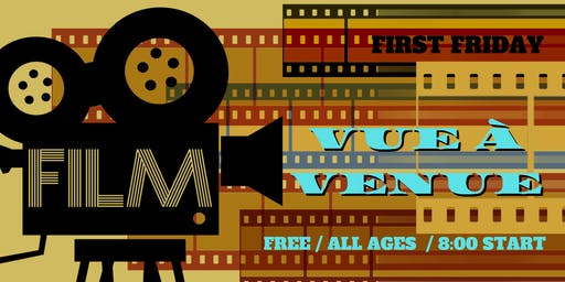 First Friday - Movie Night at The Venue