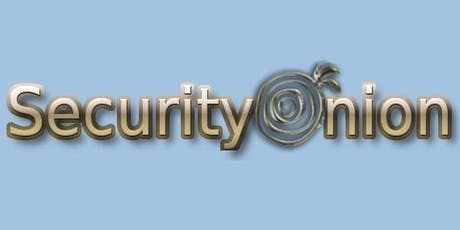 Security Onion Conference (SOC) 2019 tickets