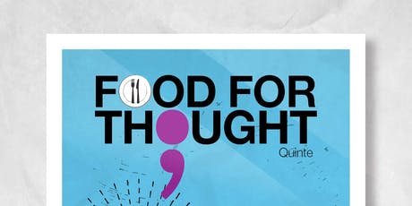 Food For Thought 2019 tickets