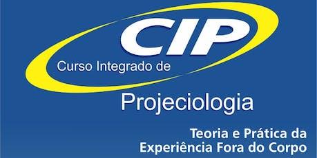 Aula Gratuita - CIP - Curso Integrado de Projeciologia ingressos