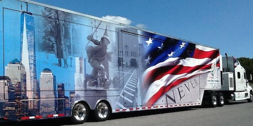 Welcome Home Veterans Celebration - 9/11 Never Forget Mobile Exhibit