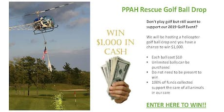 Helicopter Golf Ball Drop tickets