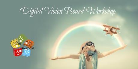 Digital Vision Board Workshop tickets